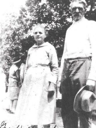 Laura & Thomas Alfred Childers