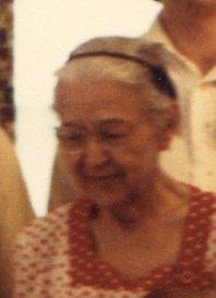 Elizabeth Frances Moser