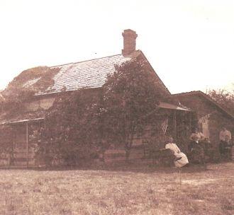 Jacob Hoover's Log Home