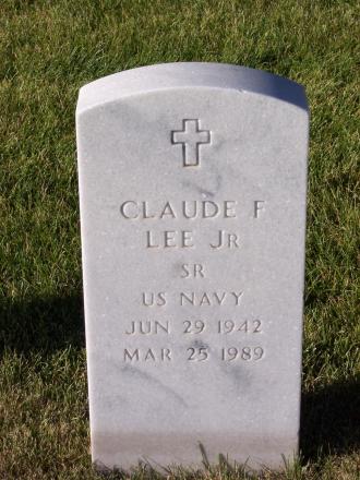 Claude was a US Navy Veteran.