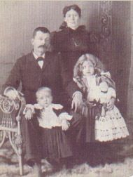 William, Ida, Marguerite, & Marion Sutton, 1897