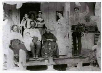 Daniel's Family c 1870
