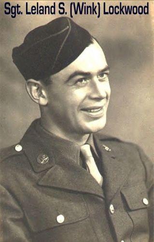 Sgt.Leland S. 'Wink' Lockwood