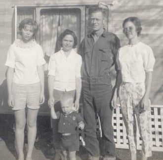 Mullinix Family, 1965