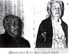Macon and Betty Leach Shell