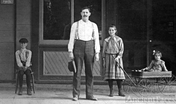 Cook Family of Urbana in Wabash County, Indiana