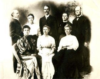 Roscoe & Sarah Nesmith Family