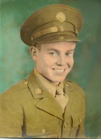 Pvt. Wood Hibbard