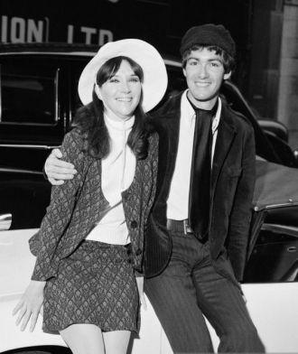 Paul Atkinson and Molly Molloy