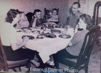 Opal Louise (Gentry) Scott Family