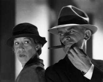 Edna and James Gleason.