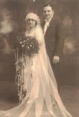 Thomas & Jeannette (Dellecave) Arbino, Ohio 1925
