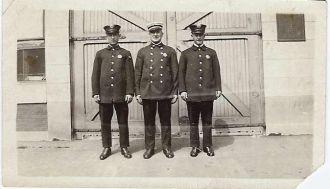 Firefighters in Scranton Pa Early 1900's