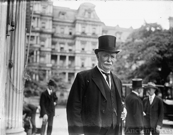 Honorable William Fergusoon Massey