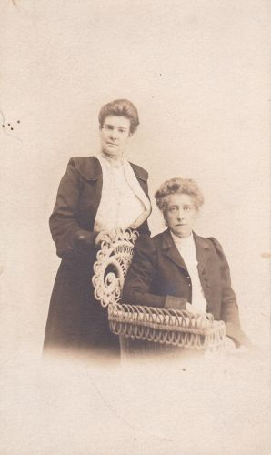 Laura and Jeannette Sperry?