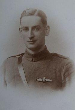 Richard Claude Cain Lieutenant DFC RAF