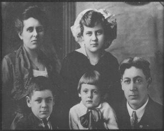 Ira A. Swander Family