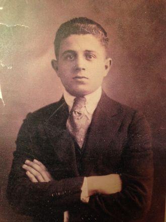 Domenico Pezzullo (Thomas John)