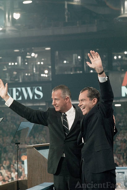 Nixon and Agnew Nomination, 1968