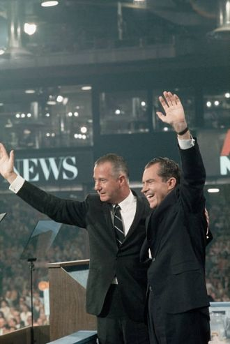 Nixon and Agnew Nomination, 1968