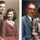 WWII Wedding /50th Anniv. Photos