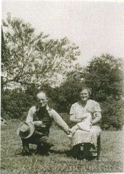 Estill Hill and Wife