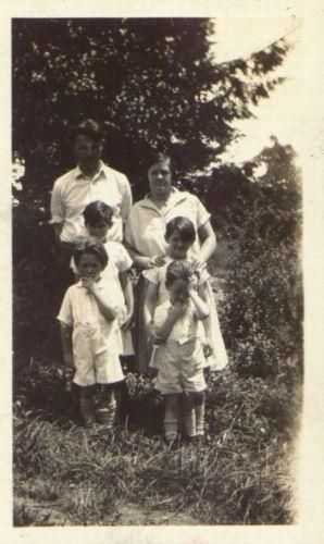 Alfred Morrison Hull Family