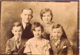Fred Scanlan Family