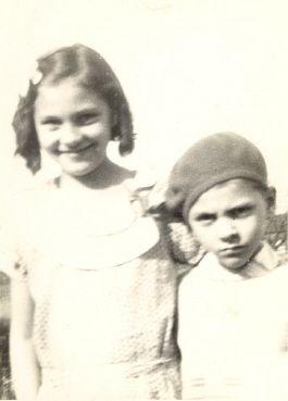 Lorraine and Sonny Lucas abt 1936