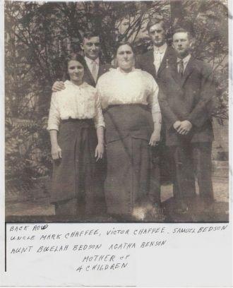 Agatha and her Children