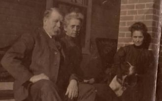 On The Porch Weeks-Mahoney- Weeks-Bennett-