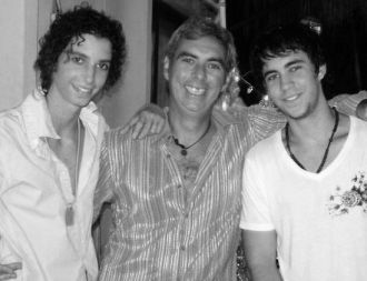 Tomas, Martin, & Francisco Plesky, Mexico