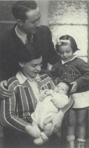 Gisele and Germaine Herskovic