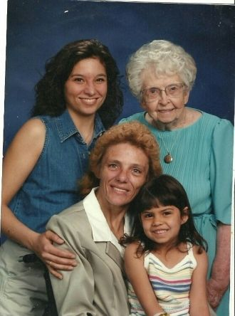 Bernice V Larson family