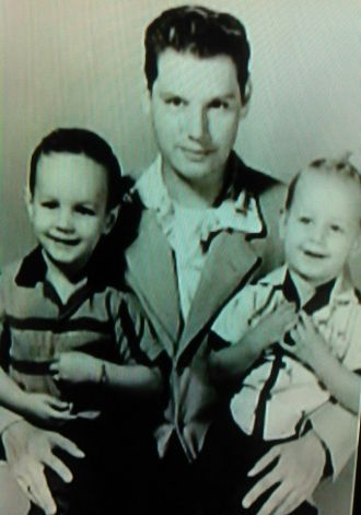"""Gerald """"Jerry"""" Lee Byers family"""