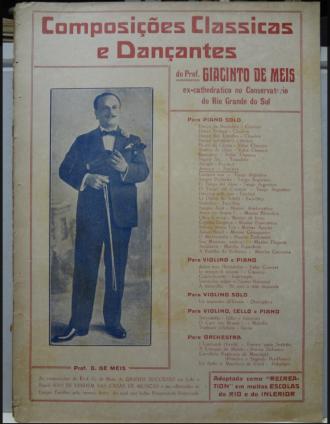A photo of Giacinto De Meis