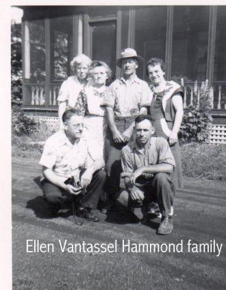 Ellen Vantassel family