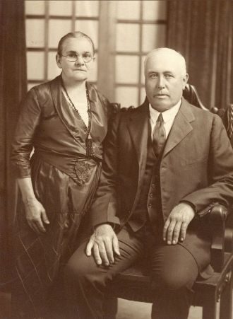 Delilah and William Baugh