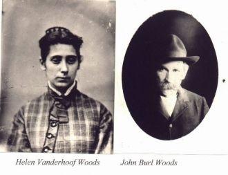 John B Woods