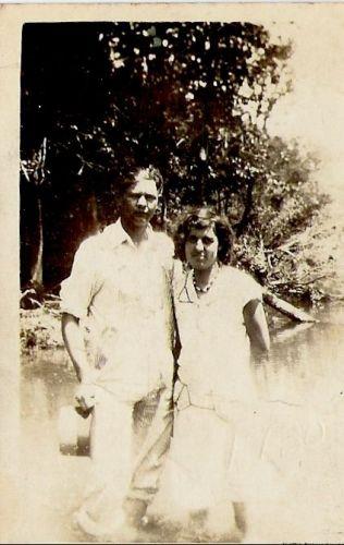 Basil Winslow & Della Williams