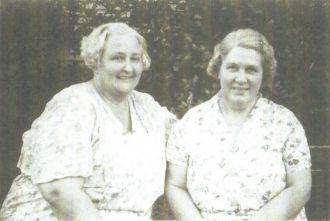 Georgina Dufour & twin Gabrial