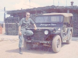 Tommy Ontko, Vietnam 1970