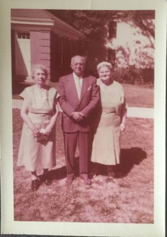 William and Lena Kline, Annie Cosloy