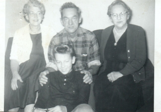 William Kenneth Johnsen Family