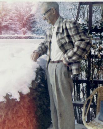 Charles George Ostrom