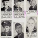 ted stafford's Army Book Kansas R & P surnames