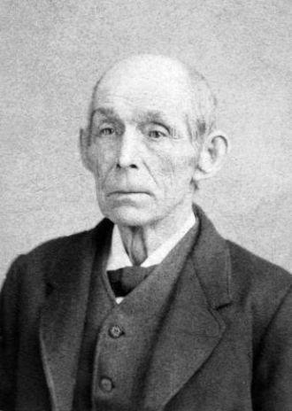 A photo of Abram P. Osterhoudt