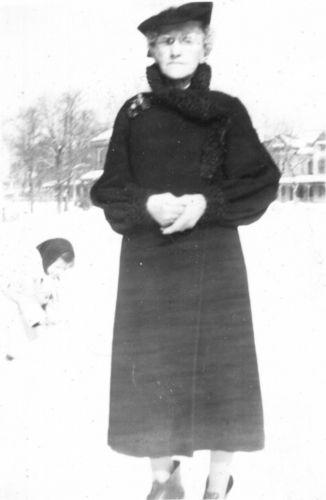 Tressa Irene Hess Hawk