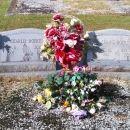 Corine and Charlie Boykin gravesite