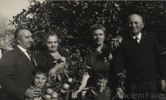 Pinna & Finazzo Families